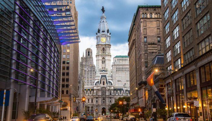 philadelphia bloomberg american cities
