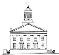 -- holding: The First Presbyterian Church, Philadelphia