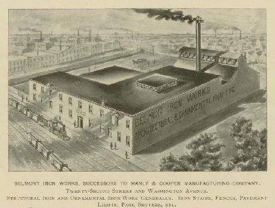 Washington Iron Works Press