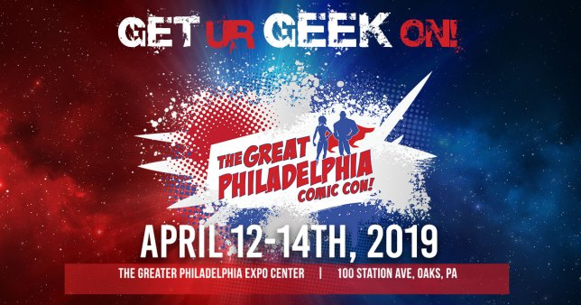 Image result for the great philadelphia comic con