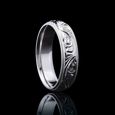 5 minutes to the perfect men s wedding band