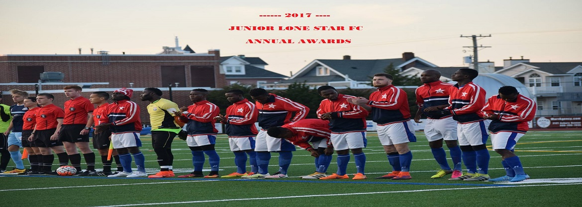 2017 JLSFC Annual Awards