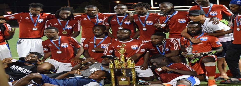 JLS U23s champions best