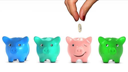 オンラインカジノは入出金方法が色々ある