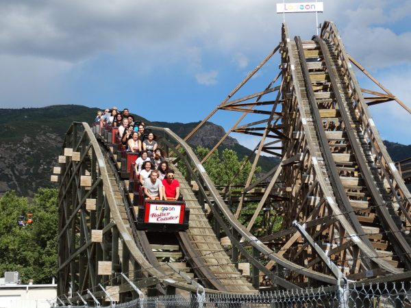 Historic Wooden Roller Coasters Trusted 1904