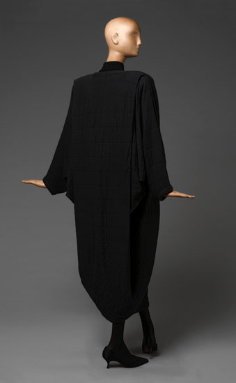 Patrick Kelly one-seam coat