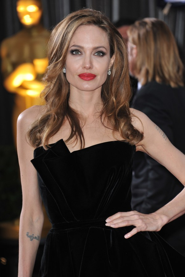 Angelina Jolie Philanthropy Profile - Philanthropic People