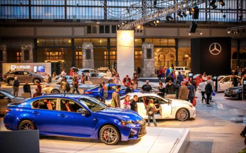 Image result for philadelphia car show 2019