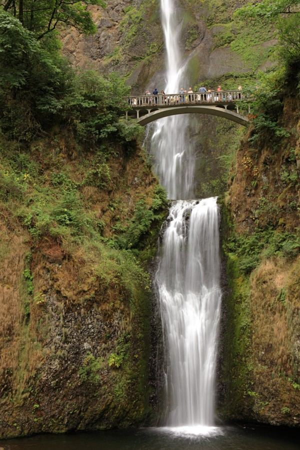 Portland Oregon Fall Had Wallpaper Multnomah Falls Columbia River Gorge Oregon