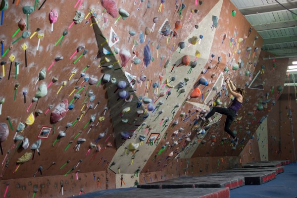 Rock Climbing Gym Philadelphia