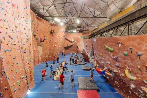 Rock Climbing Gym Coatesville Pa - Philadelphia Gyms