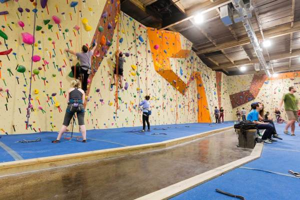 Rock Climbing Gym Near Me