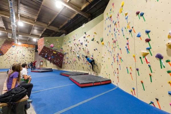 Rock Climbing Gym Wyncote Pa Philadelphia Gyms