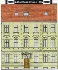 Rosslau, Auktionshaus