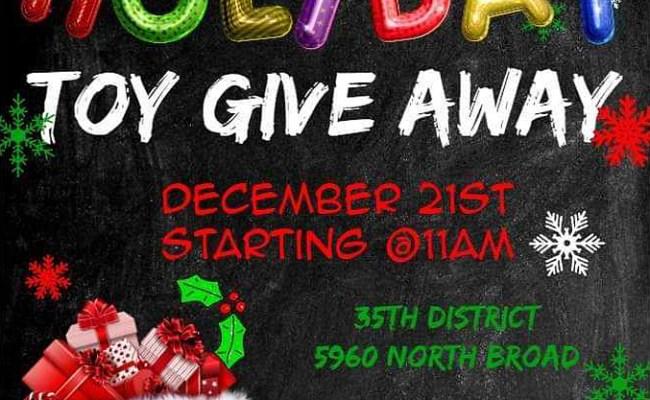 Holiday Toy Giveaway The Philadelphia Sunday Sun