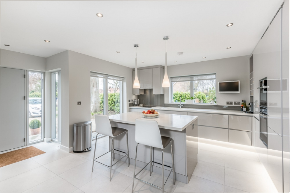 designer kitchen ceiling ideas photographer east anglia commercial photography modern