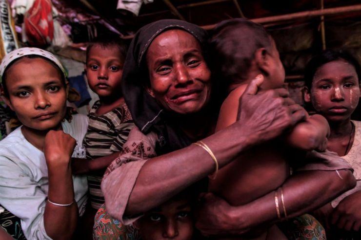 Ethnic Conflict Myanmar