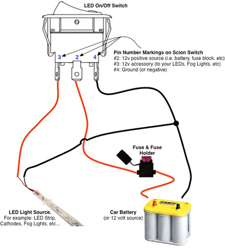 12 Volt Wiring Diagrams Ford 12 Volt Wiring For RV Wiring
