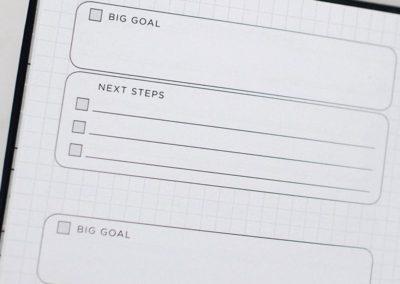 Unique Creative Planner