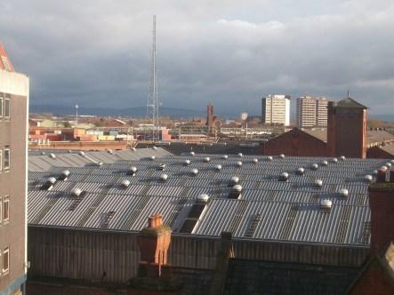 Roof tops Ardwick