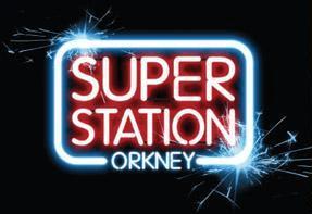 Superstation Orkney Logo