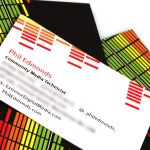 Phil Edmonds Community Media Technicist Business Card