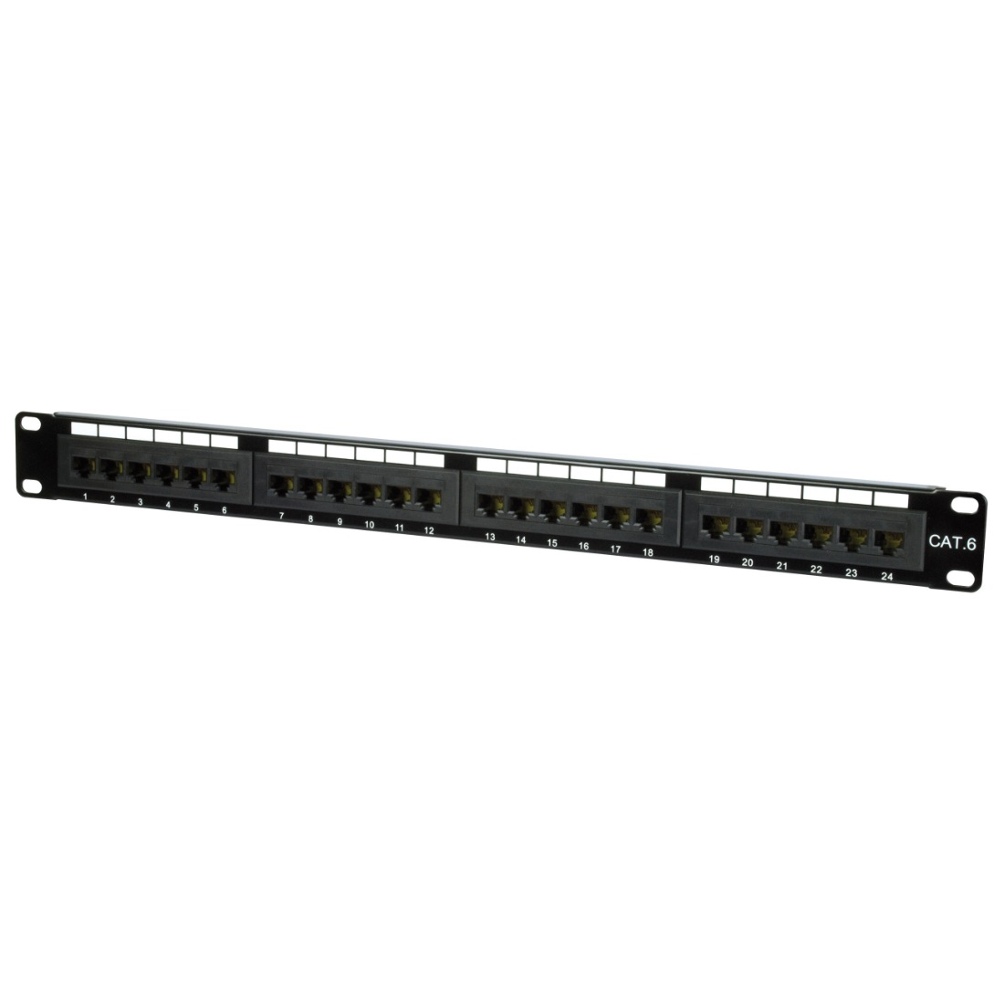 cat 6 patch panel cable management