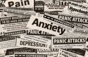 Overwhelming Media news Anxiety and Panic