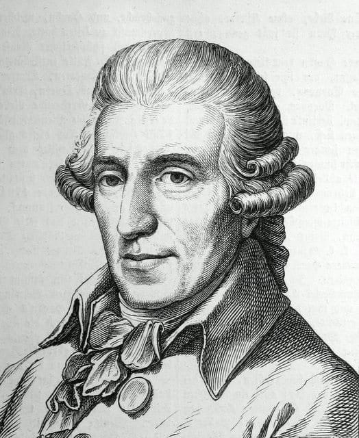 Haydn portrait