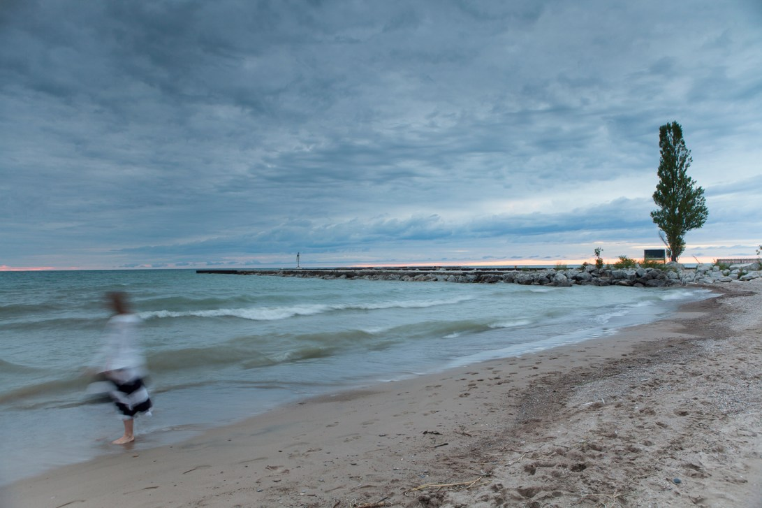 Kincardine, Ontario. Travel photography by Phil Hill