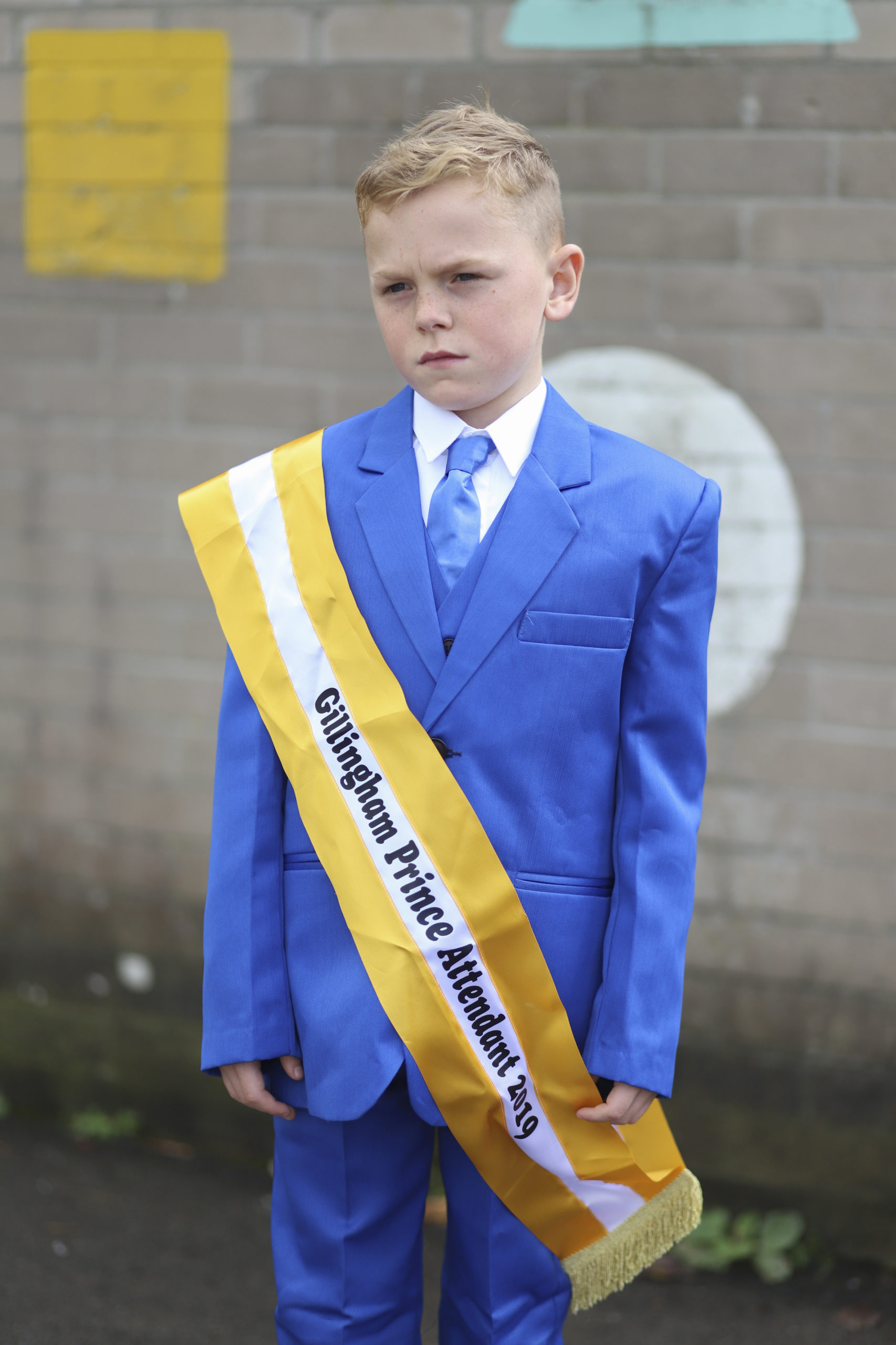 Rory, Carnival Prince Attendant