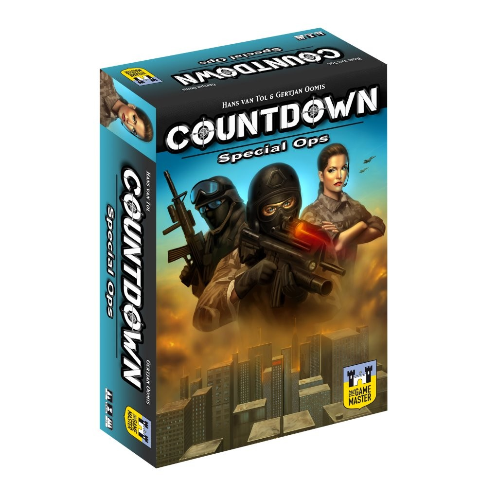 Countdown Special Ops Boutique Philibert