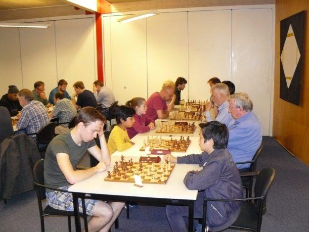 Sterke jeugdspelers op het Wim Vriend toernooi