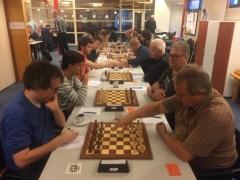 Start van het seizoen 2019-2020 Philidor Leiden