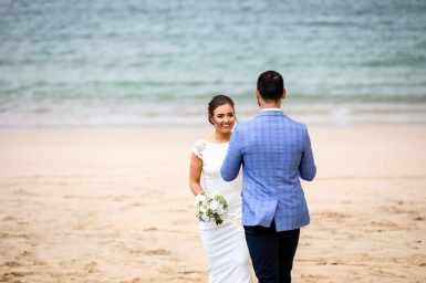 St Ives Wedding Photos - 55
