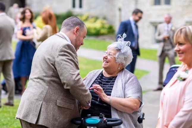 St Donats Wedding | Adrian+Rhiannon - 15