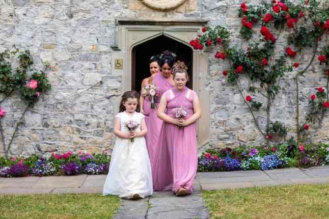 St Donats Wedding | Adrian+Rhiannon - 16