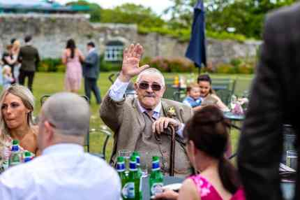 St Donats Wedding | Adrian+Rhiannon - 37