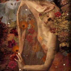 Blodeuwedd by Scarlettletters