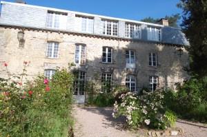 The Manoir du Tertre, Brocéliande, Brittany