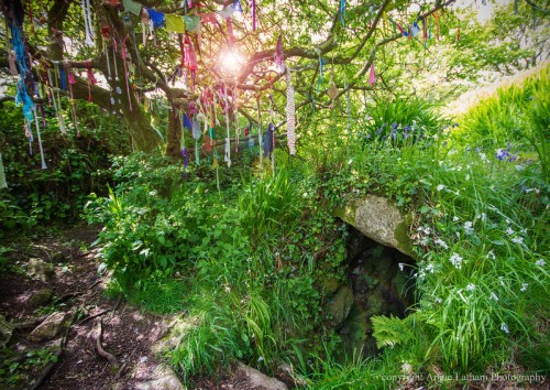 Sancreed Holy Well by Angie Latham http://www.celticmystery.co.uk/