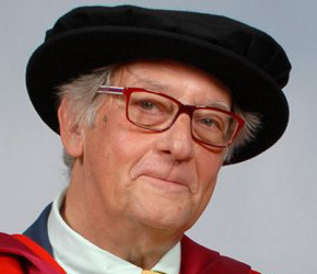 Donald Ranvaud on receiving his Honorary Doctorate from Warwick University 2016.
