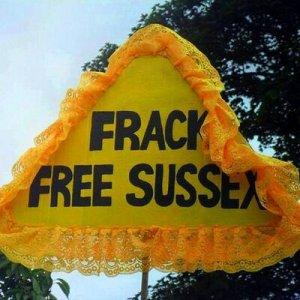 frack free sussex