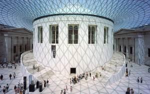 The Atrium of the British Museum