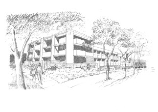 High density demonstration housing project, Molonglo