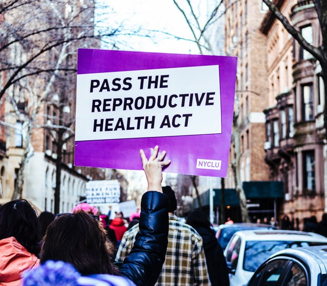What I Told My Congregation Concerning The Reproductive Health Act