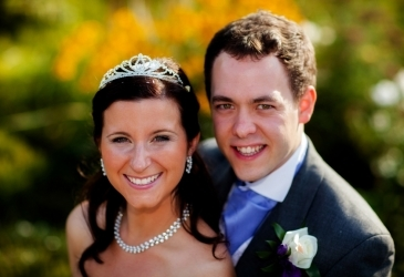 Wedding-Millets Farm-Couple