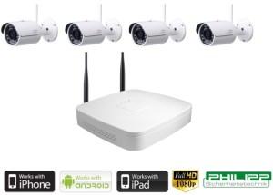 WiFi HD Videoset IP Philipp-Sicherheitstechnik