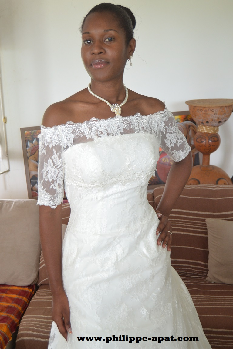 Robe de Mariee Martinique