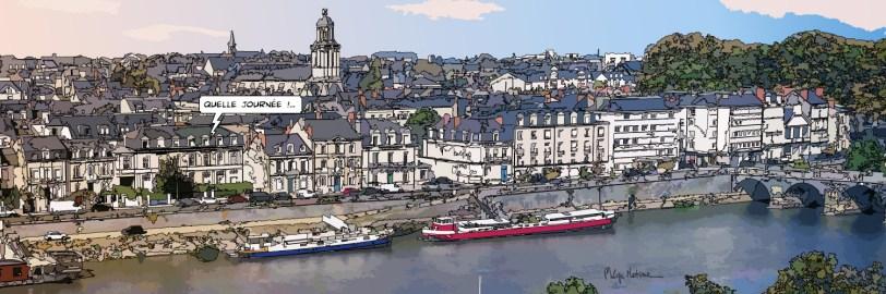 Angers // Doutre -- Medium 120x40 259€ // Large 150x50 369€